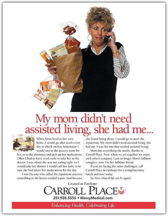 Carroll Place Ad