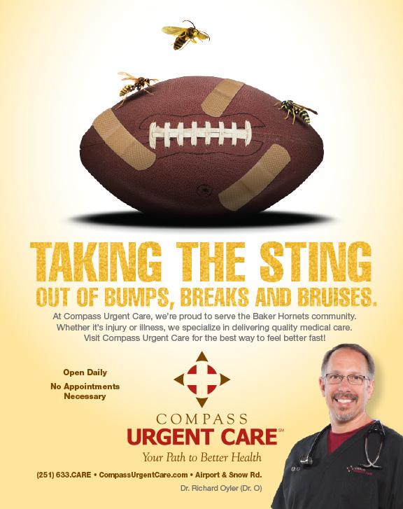 Compass Urgent Care Ad