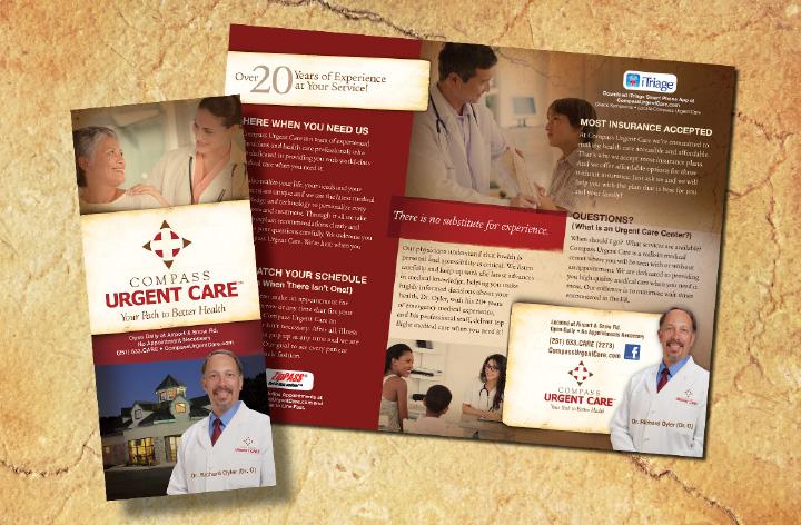 Compass Urgnet Care Brochure