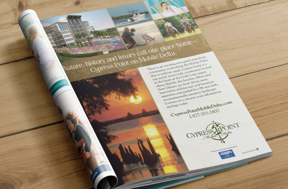 Cypress Point Ad