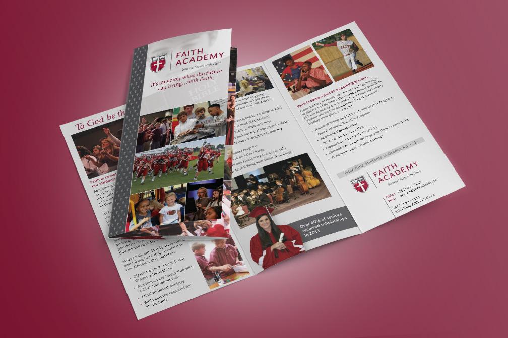 Faith Academy Overview Brochure