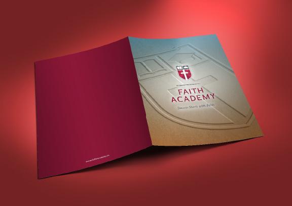 Faith Academy Presentation Folder
