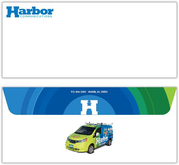 Harbor Communications Envelope