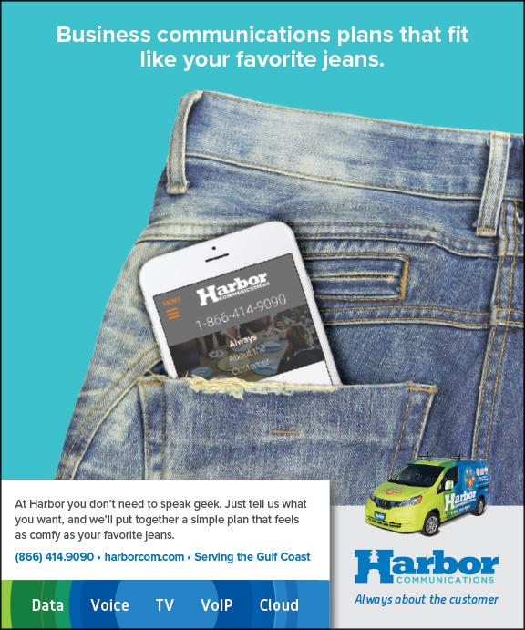 Harbor Communications Ad