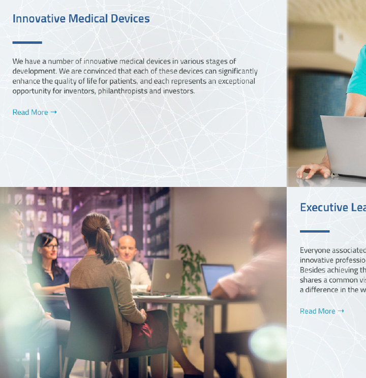 Innovative Medicine Partners Website