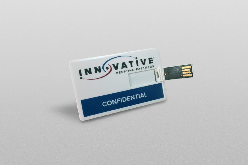 Innovative Medicine Partners USB Drive
