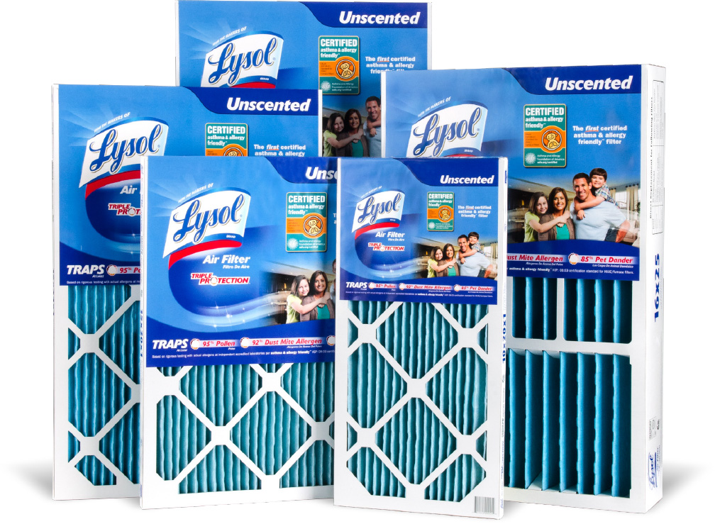 Lysol® Air Filters