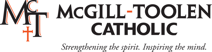 McGill-Toolen Catholic High School Logo