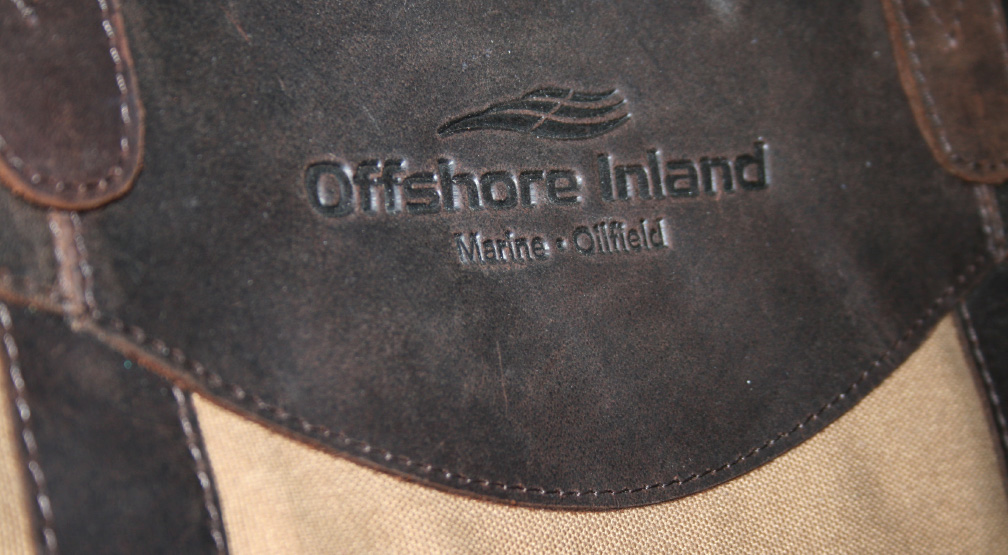 Offshore Inland Leather Bag