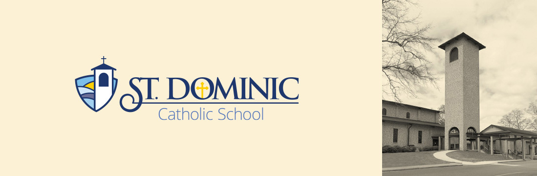 St. Dominic Catholic School Logo