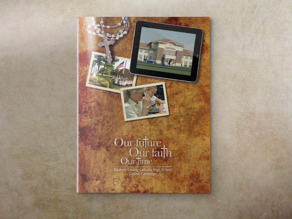 St. Michael Catholic High School Brochure