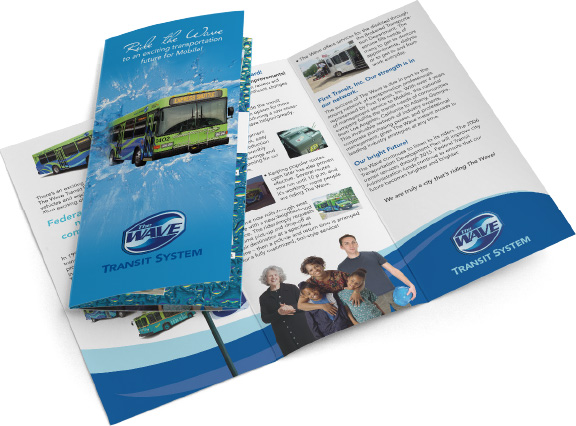 The Wave Transit Brochure