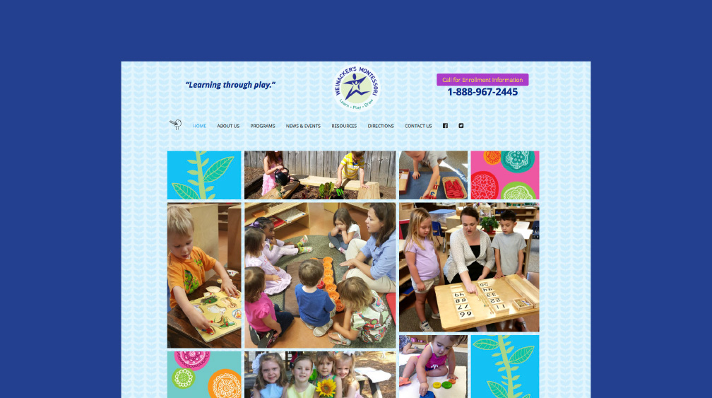 Weinacker's Montessori home page