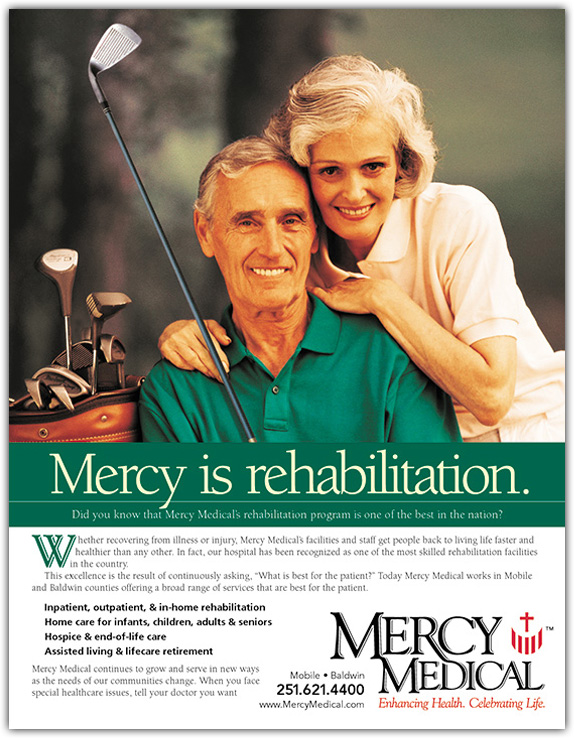 Mercy Medical Ad