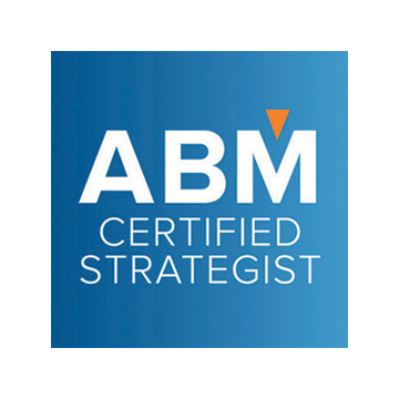 ABM Certified Strategist Logo