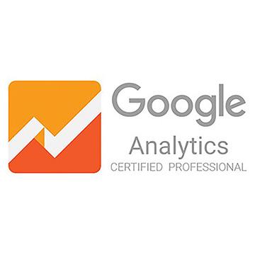 Google Analytics Certified Professional Logo