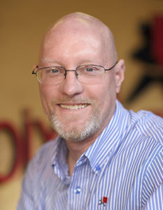 Terry Edeker Portrait