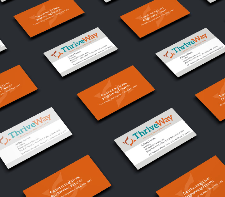 Thriveway Business Card