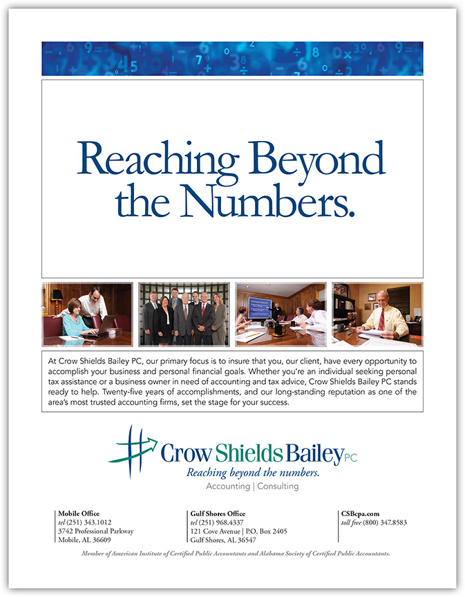 Crow Shields Bailey Corporate Ad