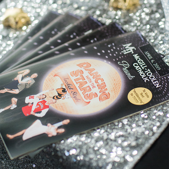 Dancing with the Stars - Jacket Style Brochures