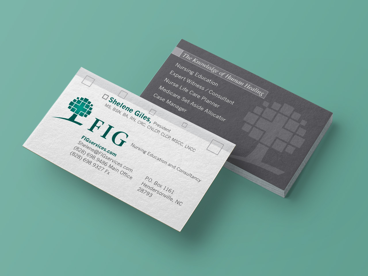 FIG Business Cards